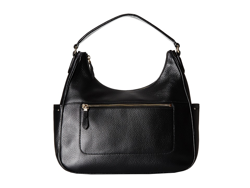 Cole Haan - Tali Hobo (Black) Hobo Handbags