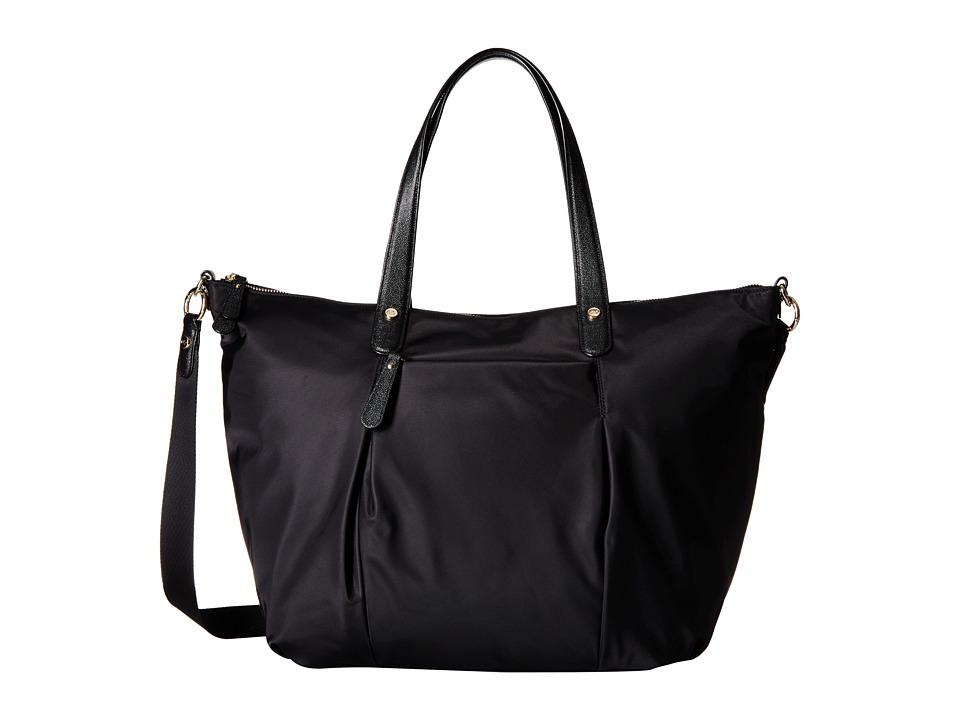 Cole Haan - Selina Tote (Black) Tote Handbags