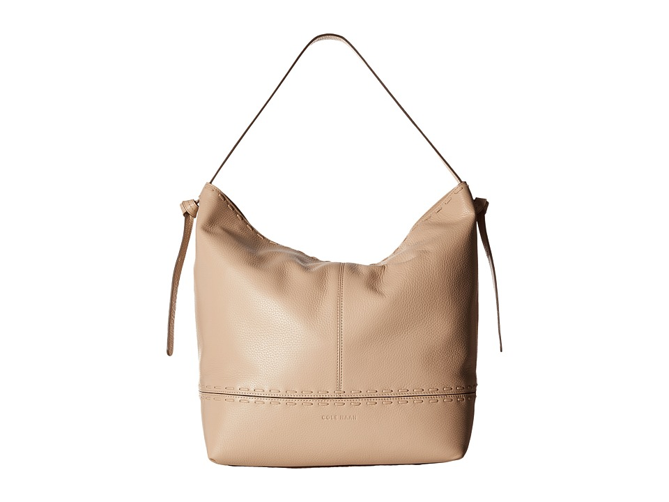 Cole Haan - Brynn Hobo (Sandstone) Hobo Handbags