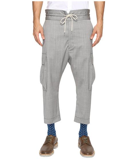 Vivienne Westwood Basic Wool Samurai Trousers