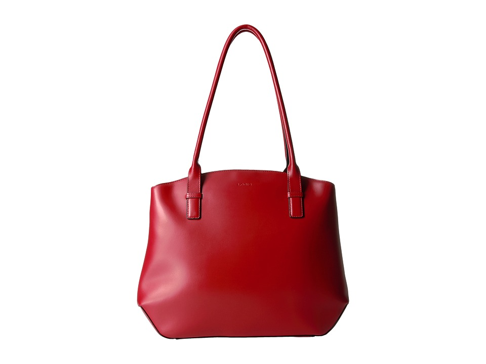 Lodis Accessories Audrey Patty Work Brief (Red) Briefcase Bags