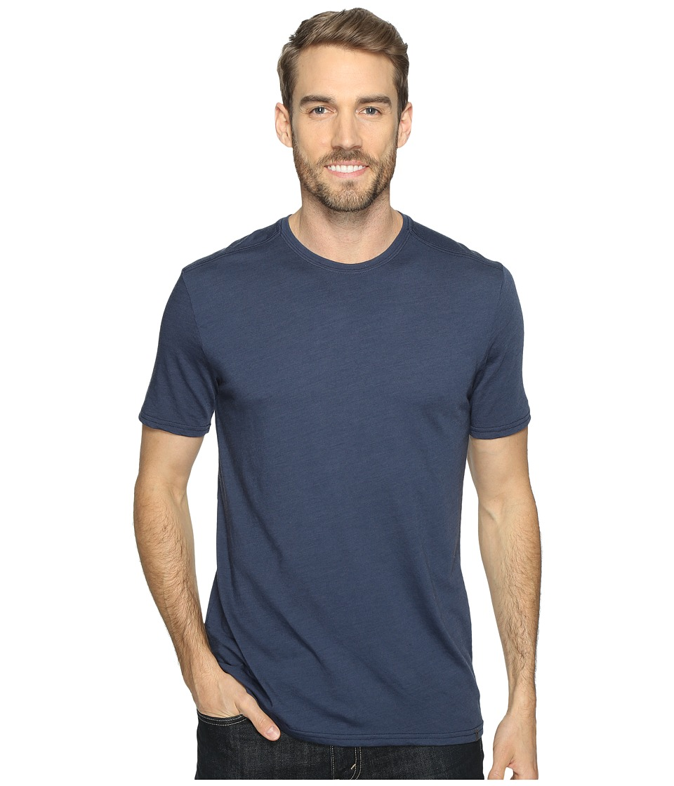 Royal Robbins Go Everywhere Tee (Navy) Men