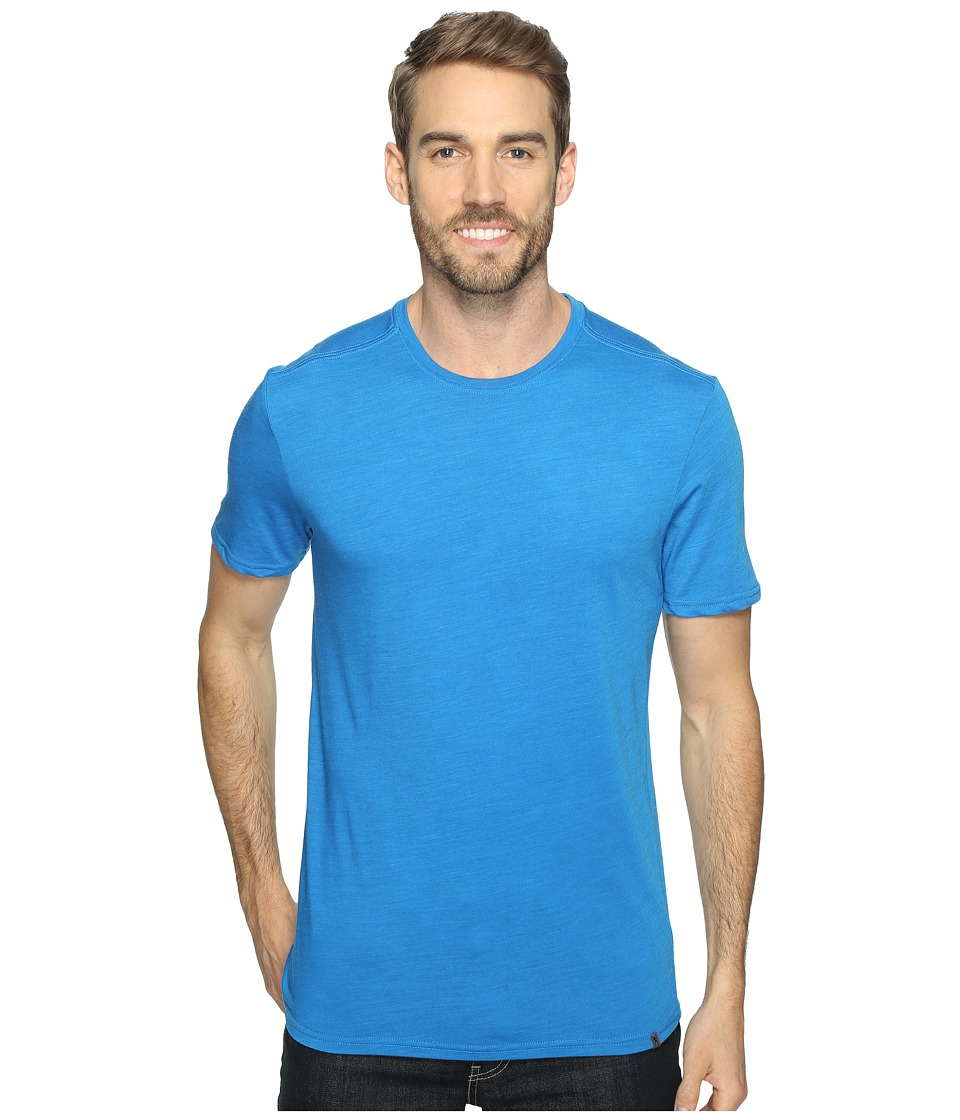 Royal Robbins Go Everywhere Tee (Merlin Blue) Men