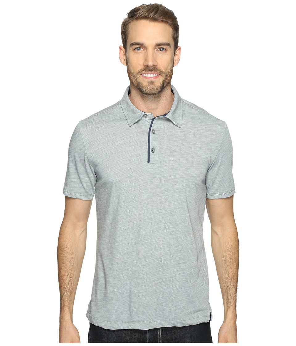 Royal Robbins Merinolux Polo (Light Pewter) Men