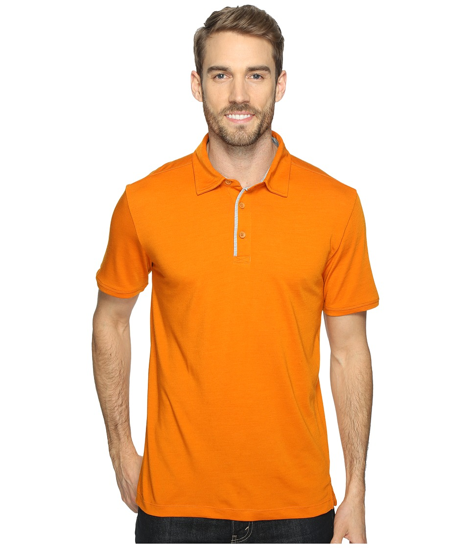 Royal Robbins Merinolux Polo (Marmalade) Men