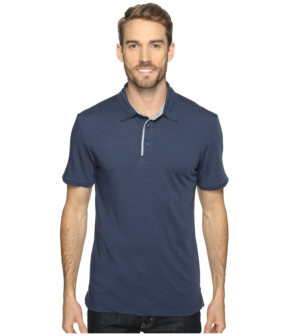 Royal Robbins Merinolux Polo (Navy) Men