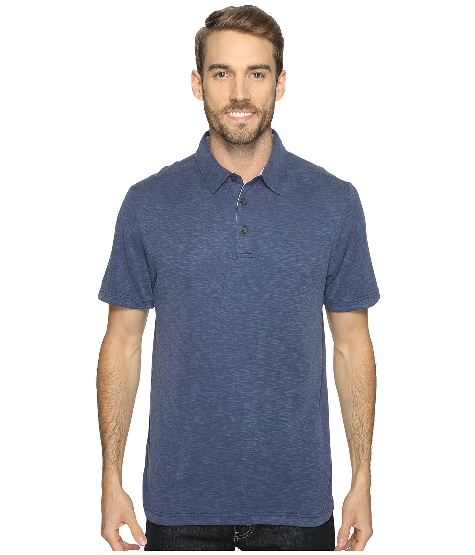 Royal Robbins Great Basin Polo (Collins Blue) Men