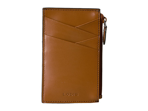 Lodis Accessories Audrey Ina Card Case - Toffee