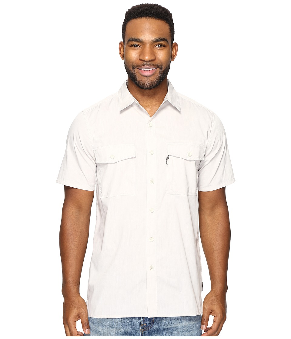 Royal Robbins Vista Chill Short Sleeve (Soapstone) Men