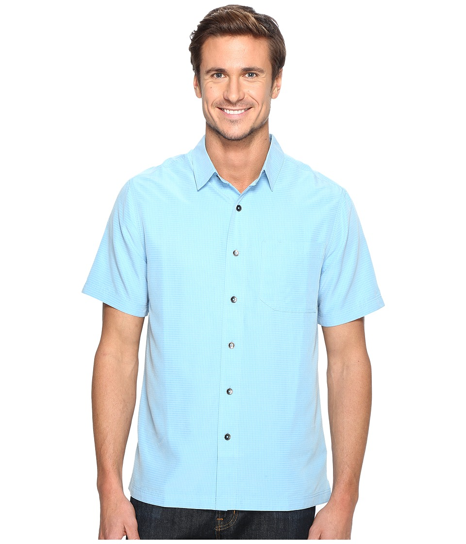 Royal Robbins Desert Pucker S/S (Blue Jay) Men