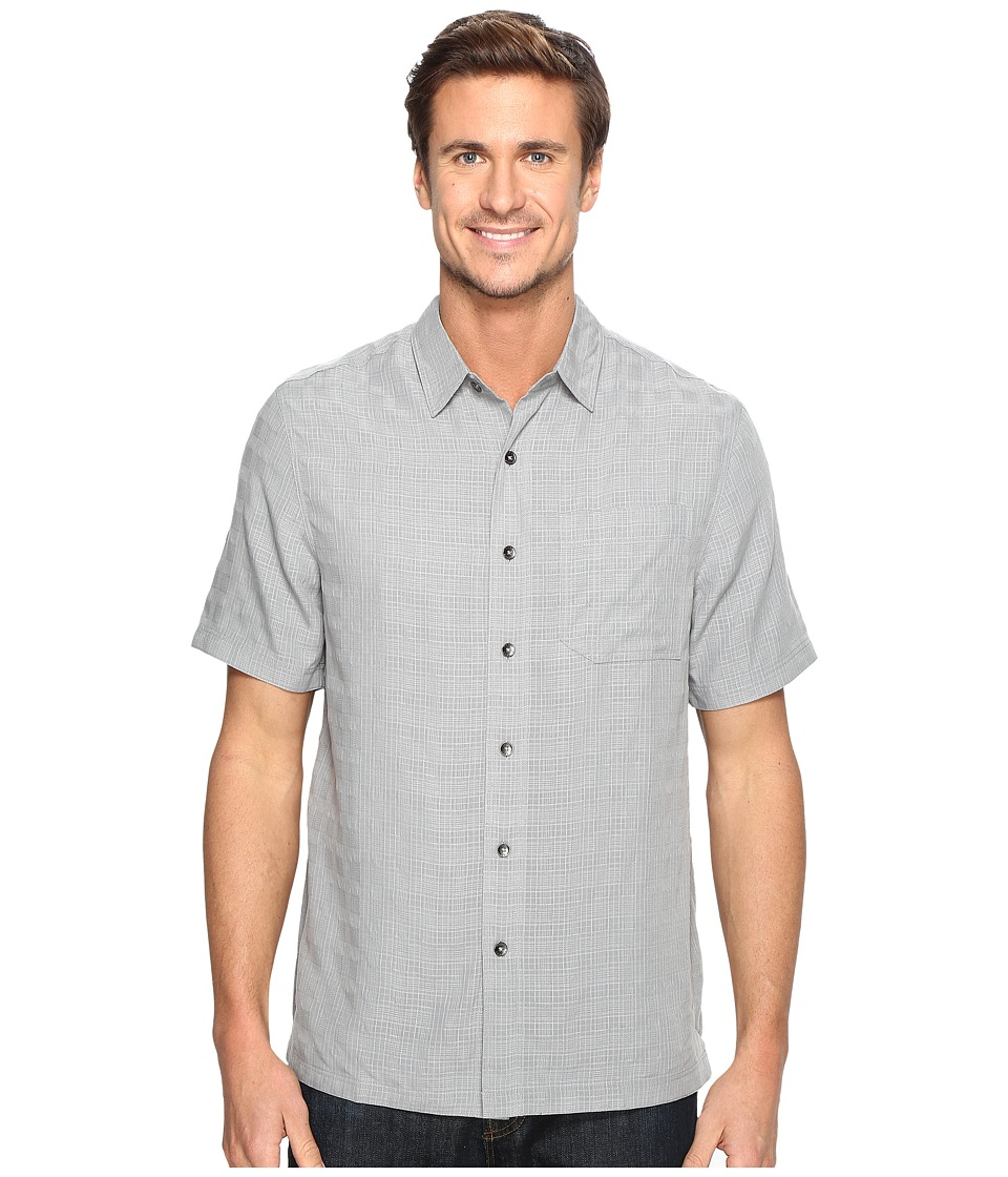 Royal Robbins San Juan S/S (Light Pewter) Men