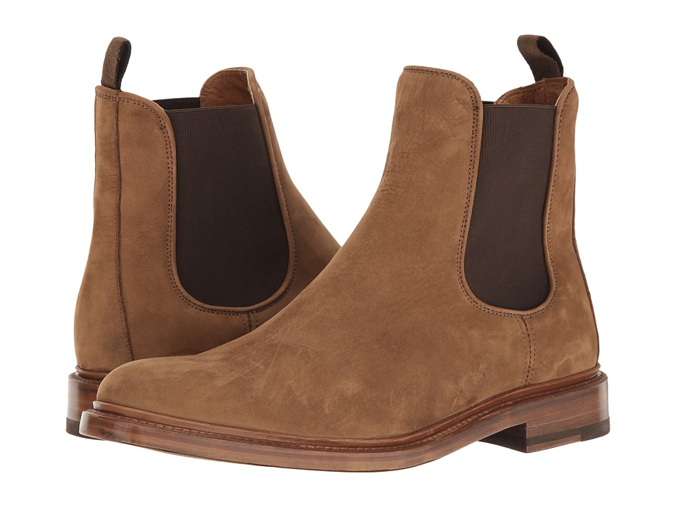 Frye Jones Chelsea (Tobacco Soft Italian Nubuck) Men