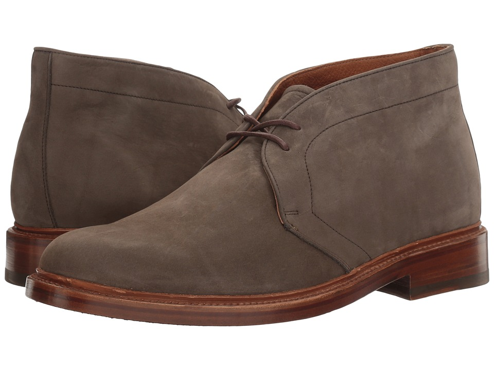 Frye Jones Chukka (Ash Soft Italian Nubuck) Men