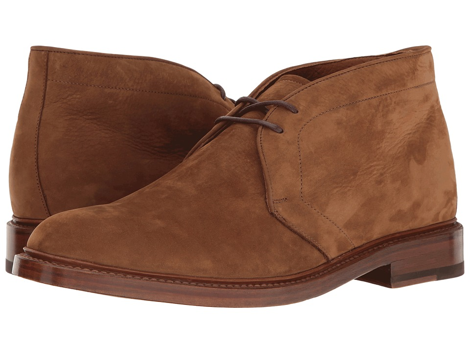 Frye Jones Chukka (Tobacco Soft Italian Nubuck) Men