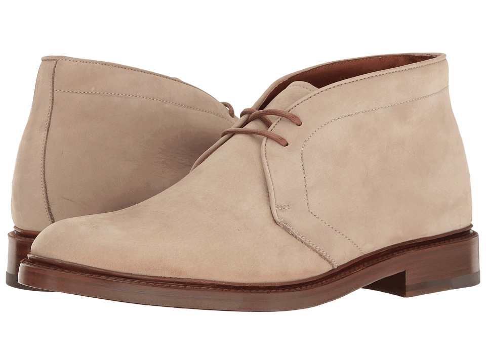 Frye Jones Chukka (Taupe Soft Italian Nubuck) Men