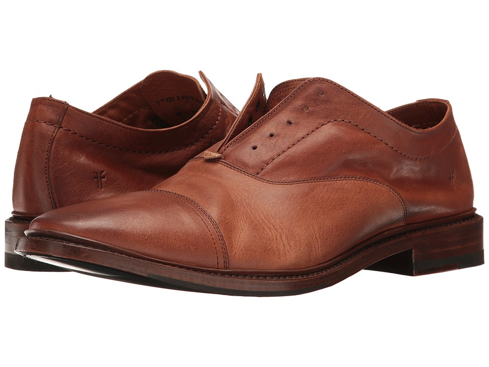 Frye - Paul Bal Oxford (Copper Pressed Full Grain) Mens Shoes