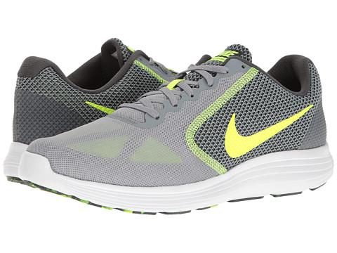 Nike Revolution 3 - Stealth/Volt/Anthracite/White