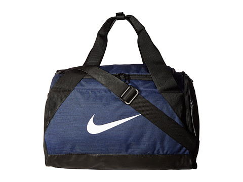 Nike Brasilia Duffel Extra Small - Midnight Navy/Black/White