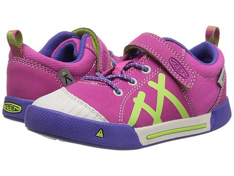 Keen Kids Encanto Sneaker (Toddler/Little Kid) - Very Berry/Jelly Bean