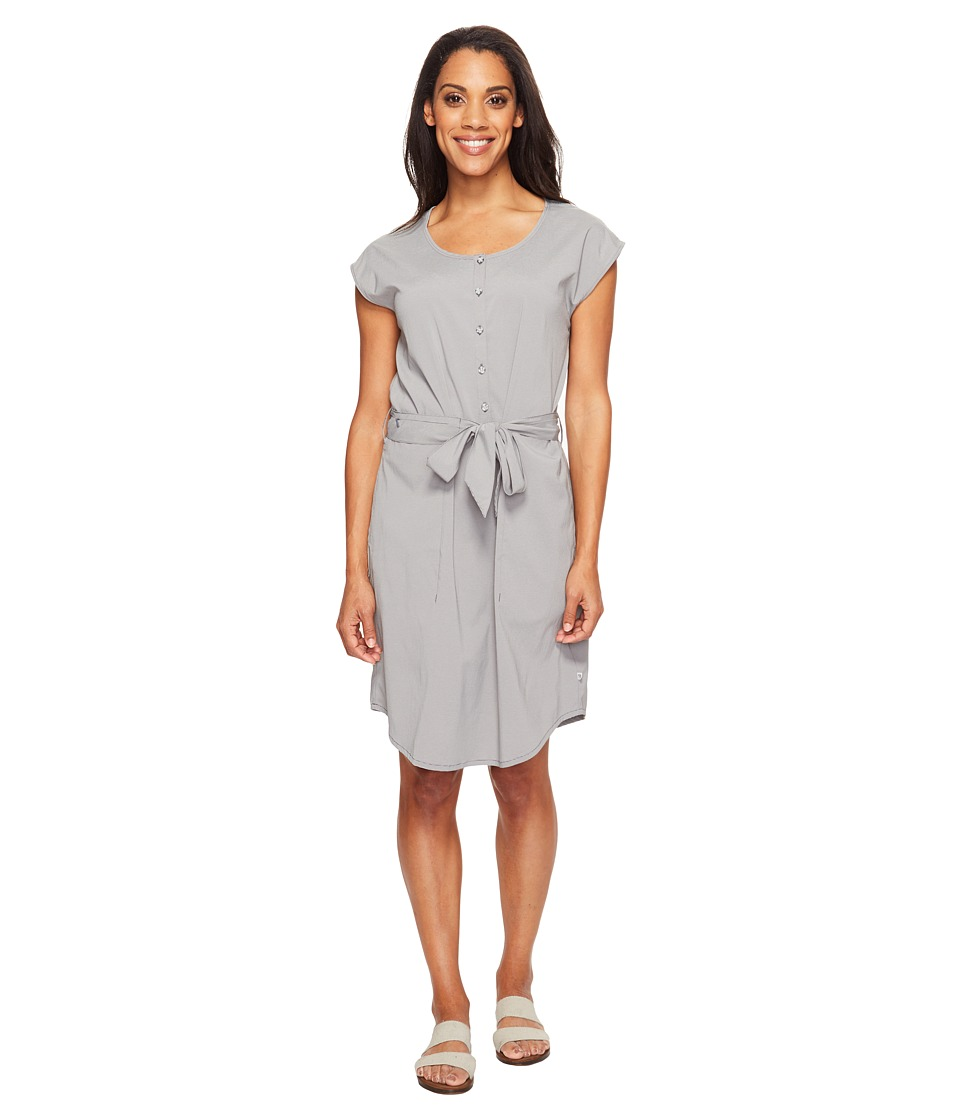 Mountain Hardwear Citypass Travel Dress (Manta Grey) Women