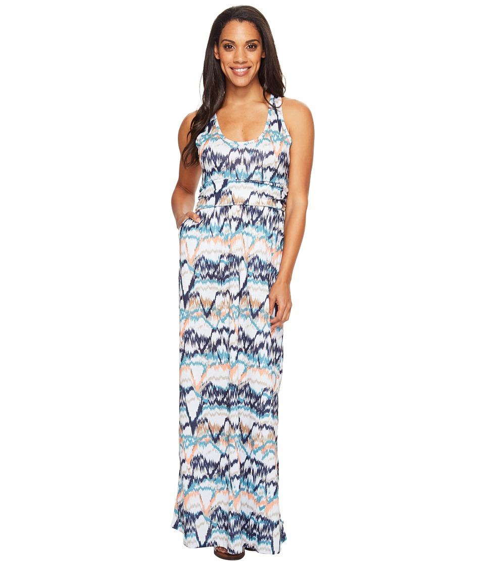 Mountain Hardwear Everyday Perfect Maxi Dress (Atmosfear) Women