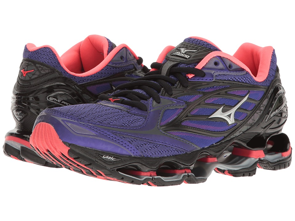 Mizuno Wave Prophecy 6 NOVA (Liberty/Diva Pink/Black) Wom...