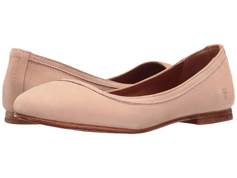 Frye Carson Ballet - Blush Oiled Nubuck