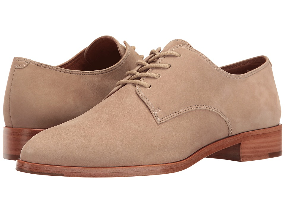 Frye Erica Oxford (Taupe Oiled Nubuck) Women