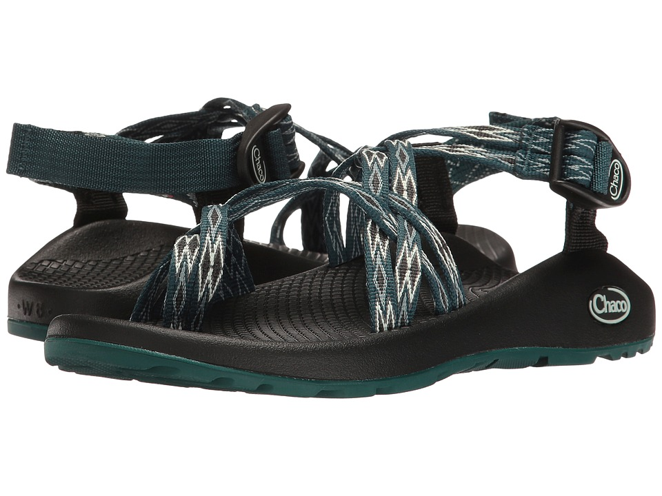 Chaco ZX/2 Classic (Angular Teal) Sandals