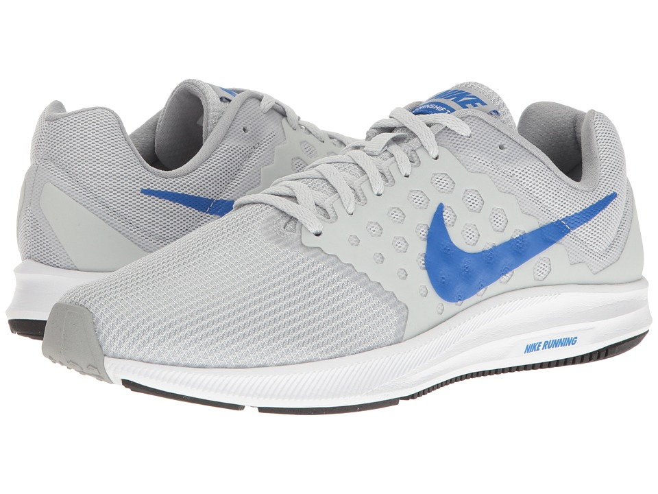 Nike - Downshifter 7 (Pure Platinum) Mens Running Shoes
