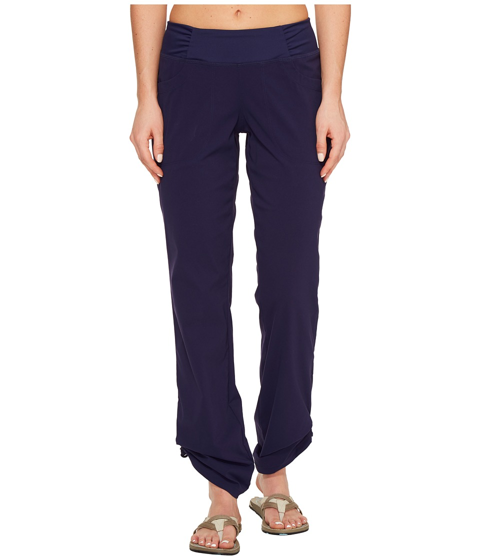 Mountain Hardwear - Dynama Pant (Indigo Blue) Women's Casual Pants