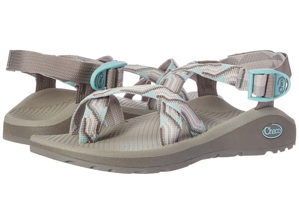 Chaco Z/Cloud 2 (Candy Gray) Sandals