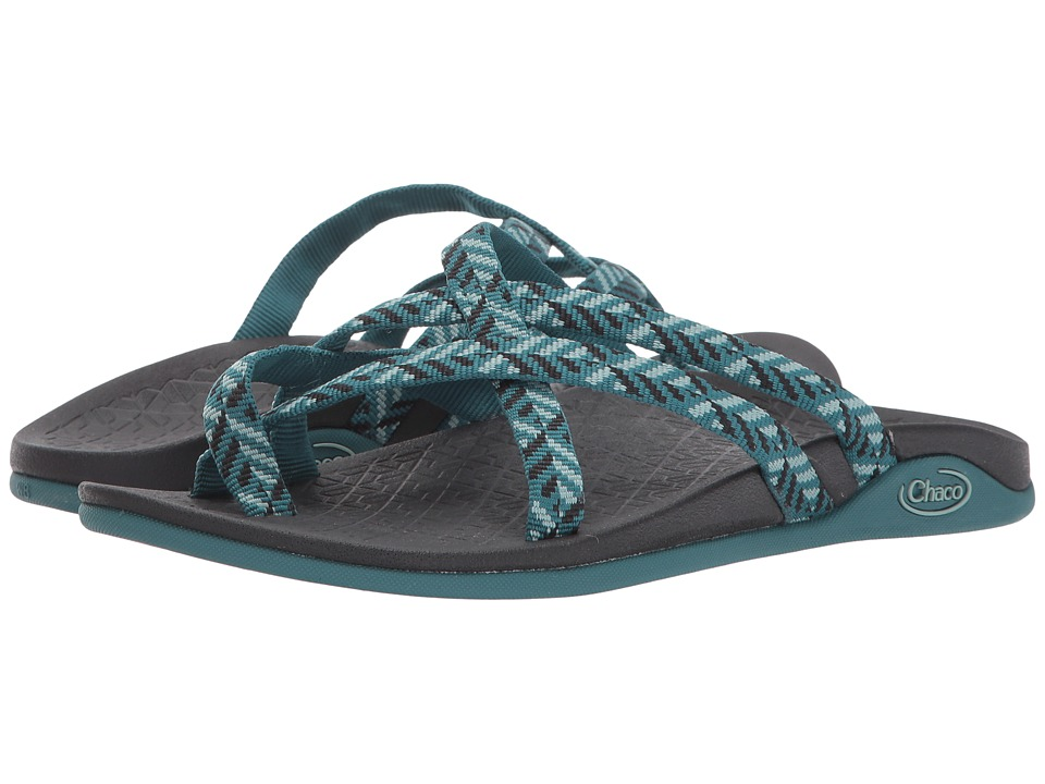 Chaco Tempest Cloud (Origami Teal) Women
