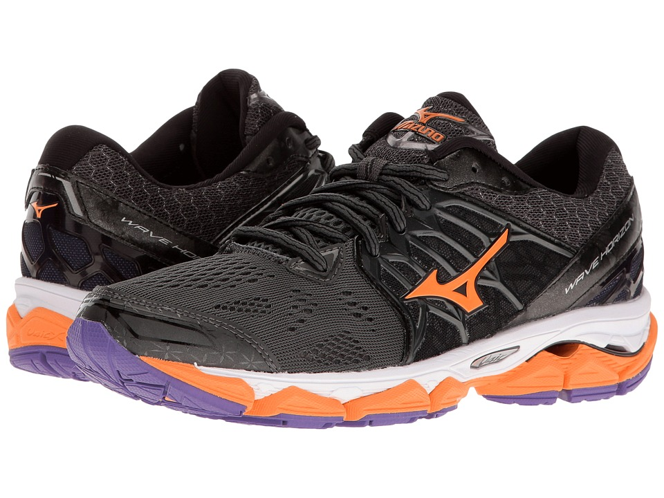 Mizuno Wave Horizon (Dark Shadow/Orange Pop/Passion Flowe...