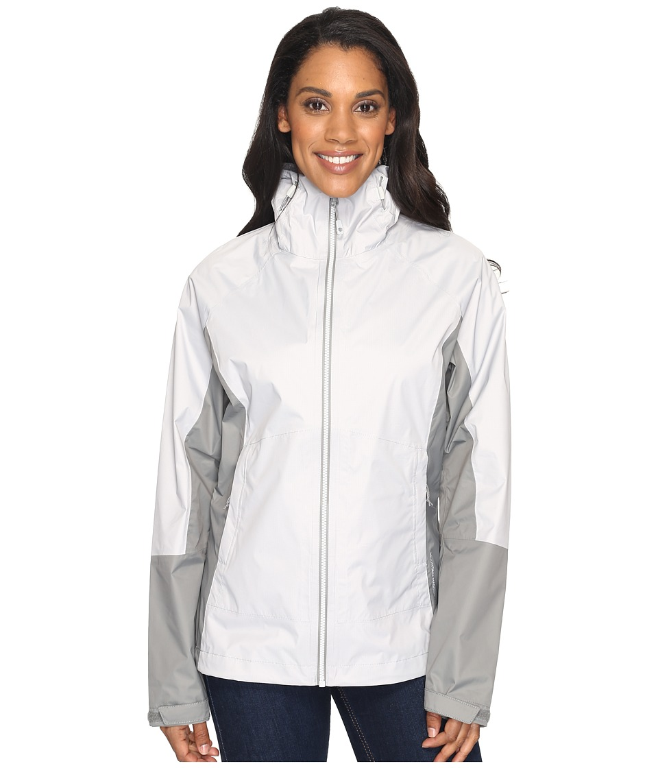Mountain Hardwear - Exponent Jacket (Grey Ice) Womens Coat