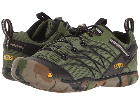 Keen Kids Chandler CNX (Little Kid/Big Kid) - Crushed Bronze Green