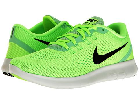 Nike Free RN - Ghost Green/Black/Fresh Mint/Off-White