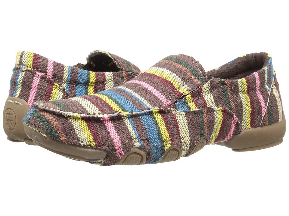 Roper Liza (Brown Multi) Women's Shoes