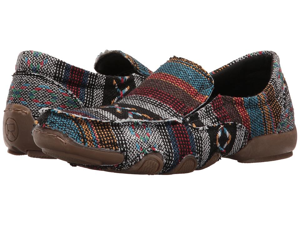 Roper Liza (Black Multi) Women's Shoes