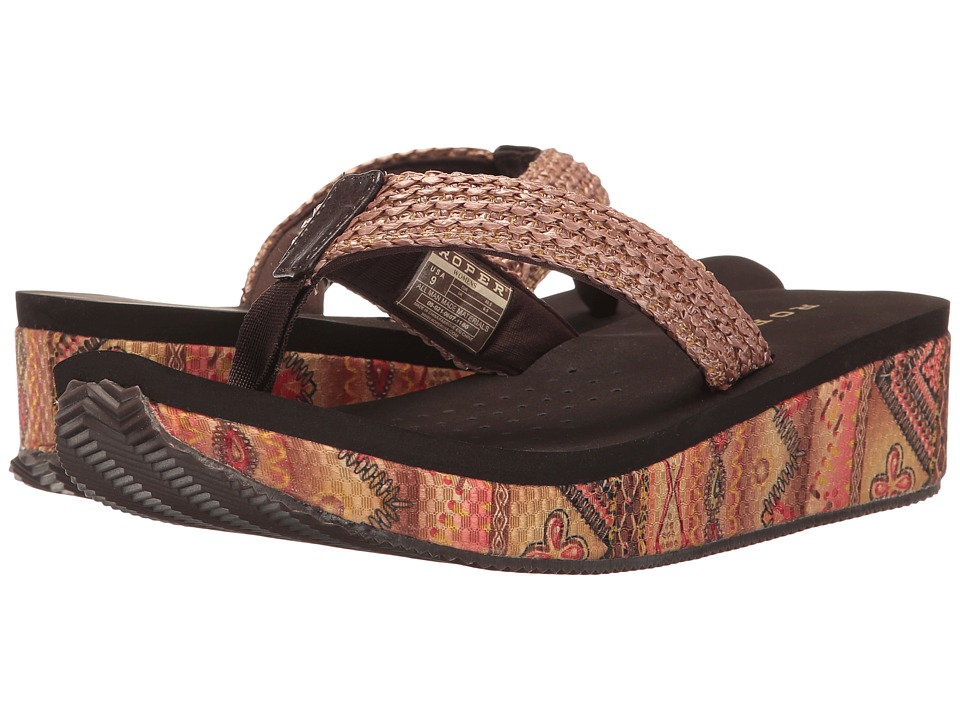 Roper Kyra (Brown Multi) Women