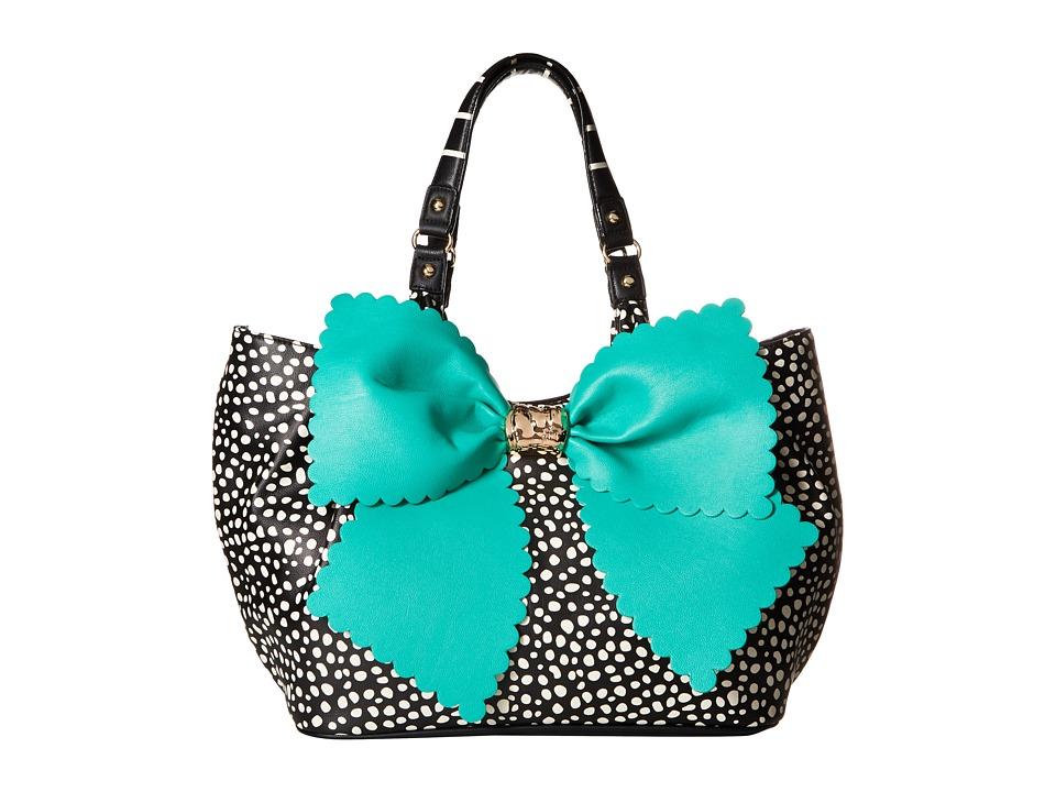 Betsey Johnson - Knot Your Average Tobo (Spot) Hobo Handbags