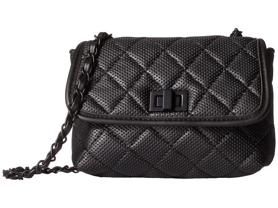 Steve Madden - Bclarre Bsaffiano (Black) Handbags