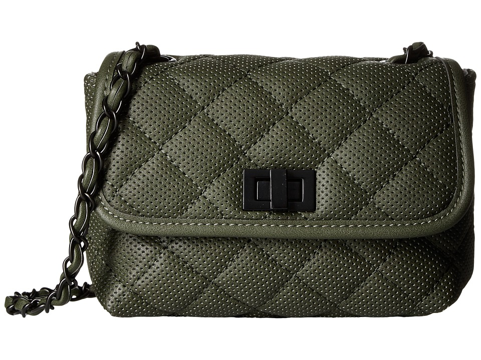 Steve Madden - Bclarre Bsaffiano (Olive) Handbags