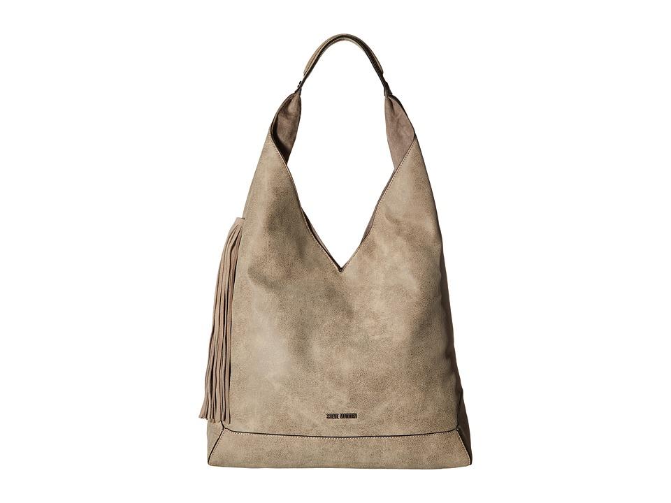Steve Madden - Bbaileyy Hobo Smi-1245 (Grey) Hobo Handbags