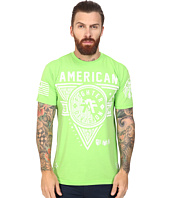 American Fighter - Siena Heights Handcrafted Short Sleeve Crew Tee