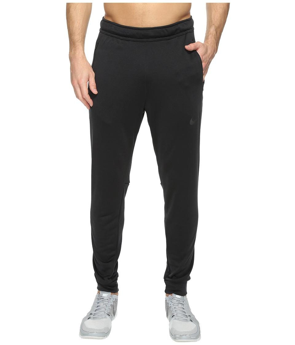 Nike Dry Fleece Training Pant (Black/Black) Men