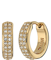 Rebecca Minkoff - Pave Huggie Earrings