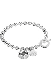 Gucci - Boule Bracelet w/ Interlocking G Charm