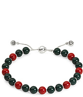 Gucci - Boule Britt Bracelet w/ Red and Green Wooden Beads