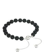 Gucci - Boule Britt Bracelet w/ Black Wooden Beads